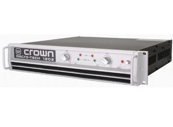 供应专业音响功放CROWN皇冠MA1202