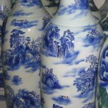 供应陶瓷大花瓶/青花陶瓷大花瓶