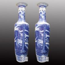 供应贺寿礼品陶瓷大花瓶