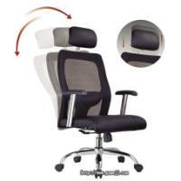 供应大班椅B-1085A   网布大班椅