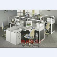 供应写字楼专用办公桌/职员组合屏风办公桌图片/广州办公家具厂家/办公桌定制图片