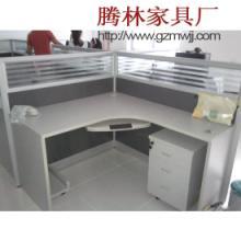 供应屏风办公桌款式/广州办公屏风办公桌/办公室组合职员办公桌