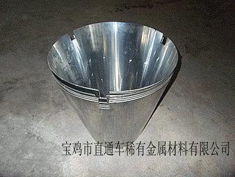 钼导流筒高纯钼加工件钼导流筒的应用16寸-22寸