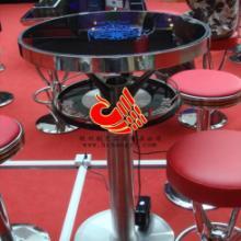 邵阳不锈钢吧椅吧桌/酒吧吧台吧椅订制/KTV吧台/酒店吧凳图片
