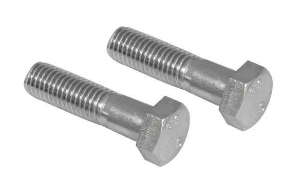 供应UNI5737外六角半牙螺栓