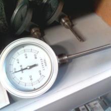 供应双金属管道温度计批发