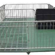 肥育猪双面料槽及保温箱图片