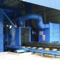 供应钢管内外壁喷砂机,宁波钢管内外壁喷砂机,钢管内外壁喷砂机维修整改
