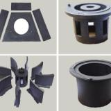 供应抛丸器配件,高铬抛丸器配件,抛丸器配件厂家,非标抛丸器配件订制