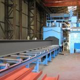 供应型材输送式抛丸机钢构清理机,杭州型材输送式抛丸机钢构清理机产量