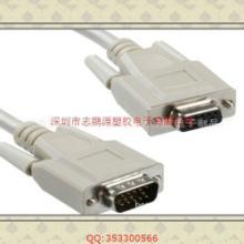 RS232串口线针对孔延长9针串口线DB9线批发