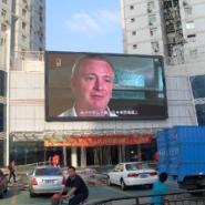 合肥全新户外大电视广告屏图片
