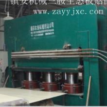 供应三聚氰胺生态板机械设备