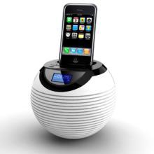 供应ipod/iphone底座音箱苹果音响