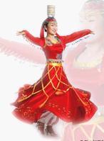 杭州傣族舞表演杭州民族舞表演