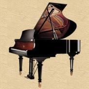 福州大宇琴行韦伯钢琴图片