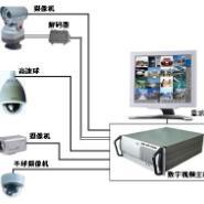 郑州插卡监控摄像头安装图片
