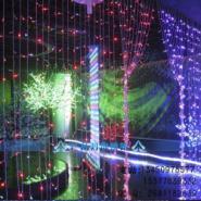 LED喜庆节日彩灯-LED亚克力挂件图片