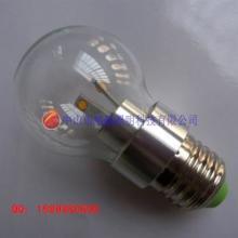 供应5630贴片球泡灯,LED发光全角球泡灯外壳配件