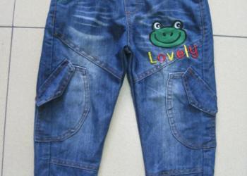 儿童外贸牛仔裤2012秋装裤子长裤图片