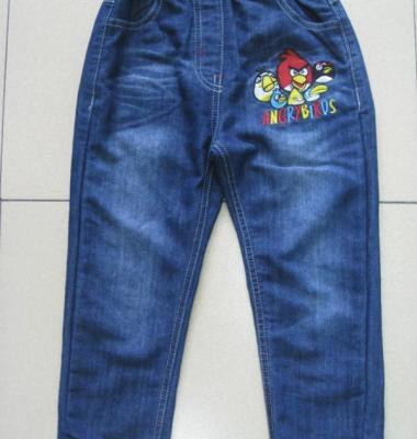 儿童牛仔裤图片/儿童牛仔裤样板图 (4)