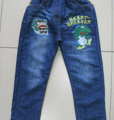 儿童牛仔裤图片/儿童牛仔裤样板图 (3)