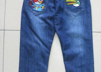 儿童牛仔裤2012秋装儿童裤子新品图片