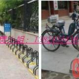 供应安防专用自行车摆放架GF非机动车停放架价格