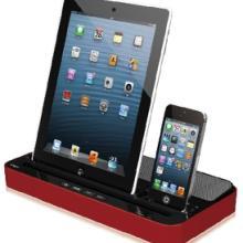 供应ipad/iphone平板音响充电底座批发