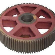 供应重庆机械剪板机配件大齿轮、连杆批发