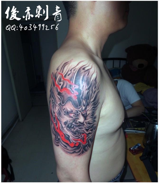 哈尔滨图片|哈尔滨样板图|哈尔滨纹身哈尔滨哪家纹身