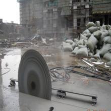 供应内蒙古混凝土静力切割钻孔破碎保护性拆除开门洞混凝土逼裂