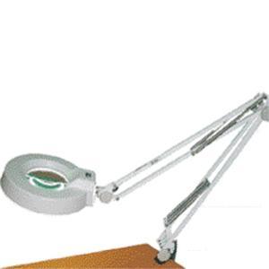 夹台式弯折手臂放大镜LT-86A图片