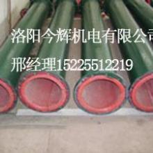 供应衬胶管钢衬胶复合管道