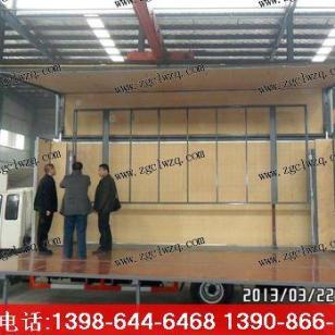 十家庄江淮6米2流动型LED舞台车图片