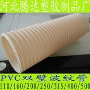 110PVC波纹管图片