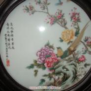 鉴定瓷板画应注意什么在哪拍卖图片