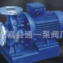 供应通一泵阀ISW卧式单极清水泵图片