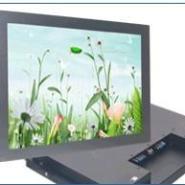 19英寸倒装式工业液晶显示器图片