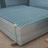 供应用于市政工程的镀锌钢格板金属钢格板钢格板销售