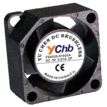 供应2006硬盘播放器散热风扇