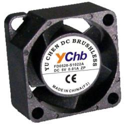供应DC2007便宜低价系统散热風扇厂商