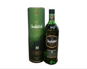 格兰菲迪威士忌图片
