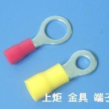 供应圆形端子.圆型冷压端子型号.圆形绝缘端子规格及批发.上炬电力科技