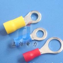 供应圆形预绝缘端头,接地端子,OT线鼻子图片