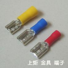 MDD冷压端子.250插簧.187插簧.FDD端子批发.上炬电力科技