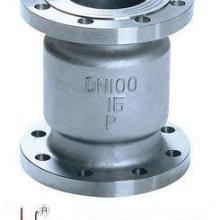 供应不锈钢立式止回阀H42W 不锈钢立式止回阀厂家 立式止回阀江苏供图片