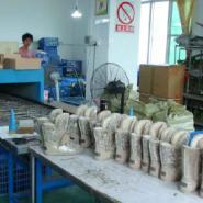 女冬靴真皮牛皮雪地靴工厂图片