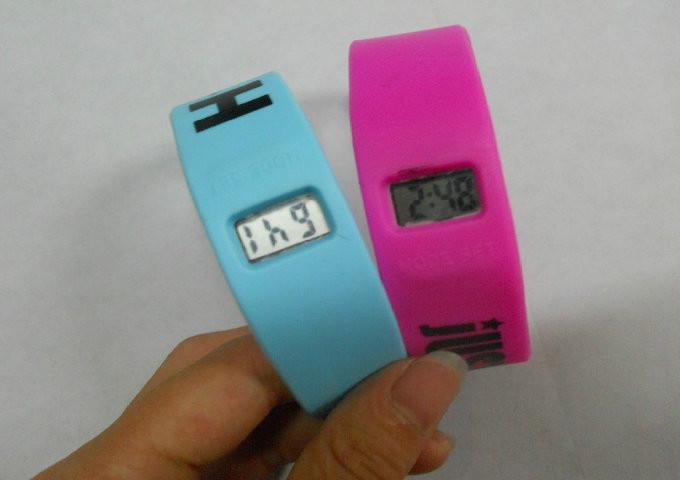 供应硅胶PVC手表