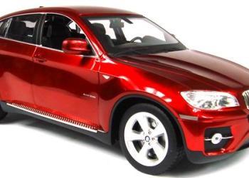 宝马BMWX6-遥控正版授权车模图片